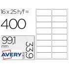 Etiquetas adesiva a4. transparente impermeavel. 99.1 x 33.9 mm