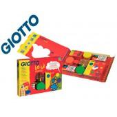 Set giotto bebe maxi marcadores+lapis+pasta modelar+caderno
