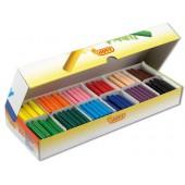 Lapis de cera jovicolor com lapis cores sortidas