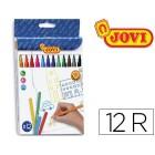 Marcador jovi cores sortidas 12 unidades
