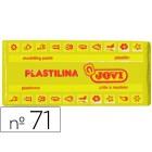 Plasticina jovi 71 media. 150 grs amarelo escuro