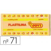 Plasticina jovi 71 media. 150 grs rosaceo