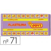 Plasticina jovi 71 media. 150 grs lilas