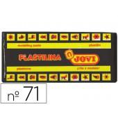 Plasticina jovi 71 preto -unidade -tamanho medio