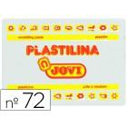 Plasticina jovi 72 grande. 350 grs branco