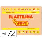 Plasticina jovi 72 grande. 350 grs rosa ceu