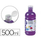 Guache escolar liderpapel 500 ml violeta