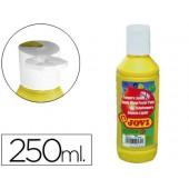 Guache liquido jovi 250 ml -amarelo