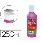 Guache liquido jovi 250 ml -magenta