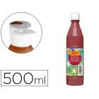 Guache liquido jovi 500 cc castanho