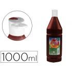Guache liquido jovi 1000 cc castanho