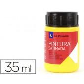 Tinta latex la pajarita. 35 ml - amarelo ouro