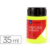 Tinta latex la pajarita. 35 ml - oxido amarelo