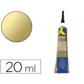 Pintura para contorno ouro r-1 la pajarita