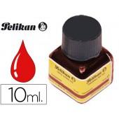 Tinta china pelikan 10 ml vermelha