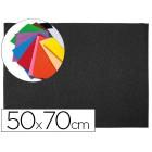 Goma eva - musgami liderpapel textura toalha preto placa 50x70cm 60g/m2 espessura 2mm