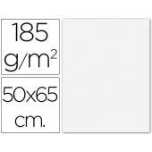 Cartolina 185 grs 50x65 cm. guarro. branca