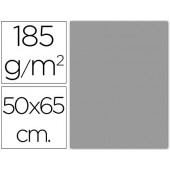 Cartolina 185 grs 50x65 cm. guarro. cinza claro