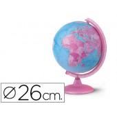 Globo com luz pink 26 cm