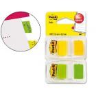 Bandas separadoras 680-246p verde e amarela + dispensador