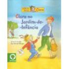 Clara no jardim de infância