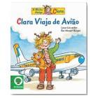 Clara viaja de avião