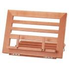 Atril apoia livros madeira l-32l 340x237x20 mm