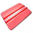 Espatula hexis vermelha