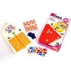 Jogo de mesa bingo eletrico 48 cartoes