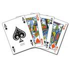 Baralho marigo poker ingles 55 cartas estojo de cartao