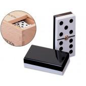 Domino profissional -caixa madeira
