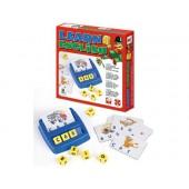 Jogo de mesa aprendo ingles