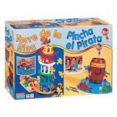 Jogo de mesa falomir torre do riso / salta o pirata