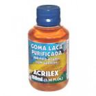 Acrilex goma laca purificada 100ml
