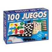 Jogo de mesa falomir -100 jogos reunidos