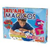 Jogo de mesa falomir tatuajes magicos infantil