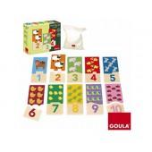 Puzzle goula infantil duo 1-10