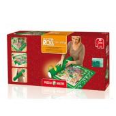 Rolo diset para guardar os puzzles de 500-2000 pecas