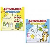 Caderno de actividades para aprender