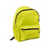Mochila escolar liderpapel mochila verde claro 400x300x170 mm