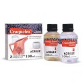 Acrilex verniz craquelex 1 e 2