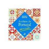 Azulejos de portugal para colorir - arte e terapia