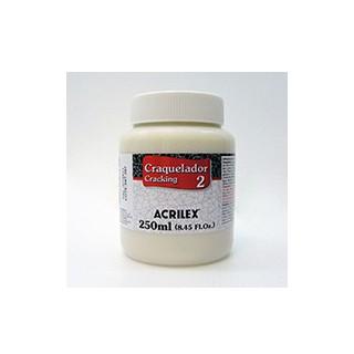Acrilex verniz craquelador 2 250ml incolor