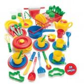 Conjunto de cozinha c/ caixa - 4256