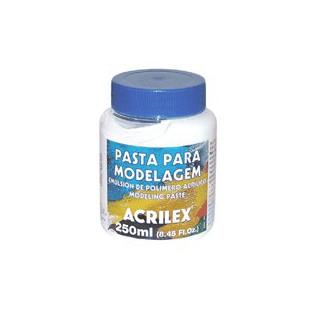 Pasta p/modelagem 250ml