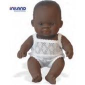 Boneca africana com 21cm - 31124