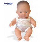 Boneca asiática com 21cm - 31126