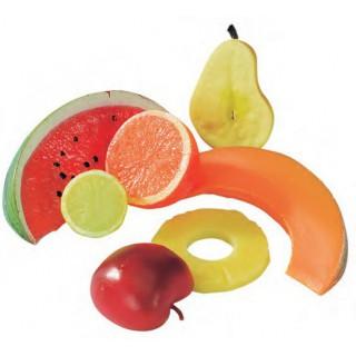 Conjunto de metades de fruta - 3092281