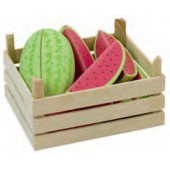 Caixa de melões e melancias - 51673