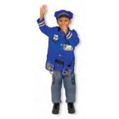 Disfarce do policia - 14835